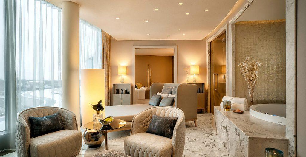 Private Spa Suite Fontenay