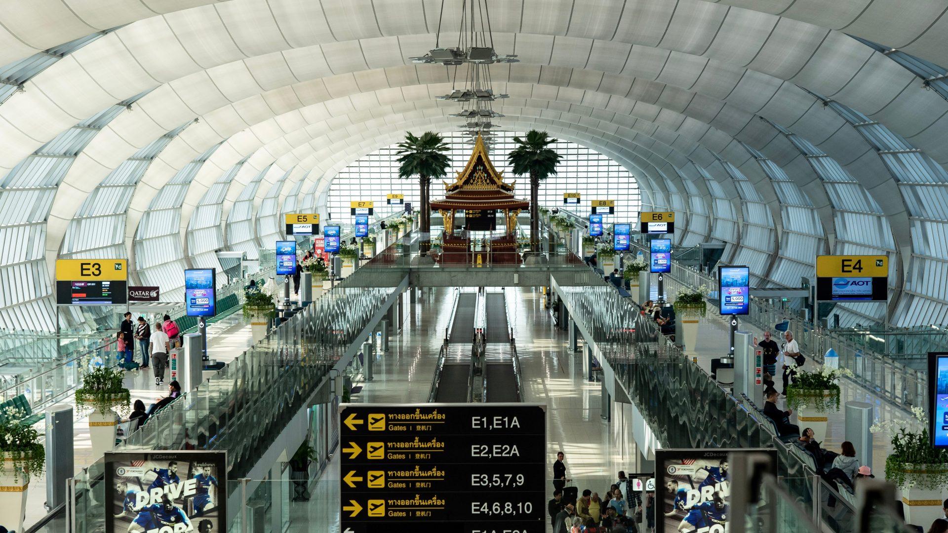 Thailand Airport