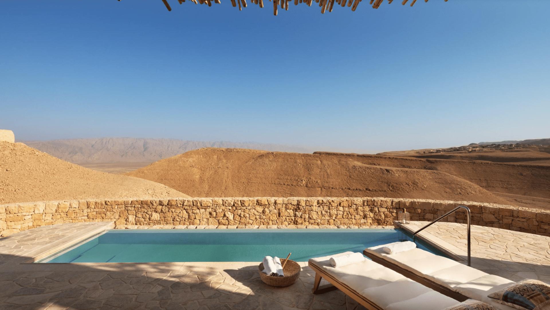 Six Senses Israel Villa