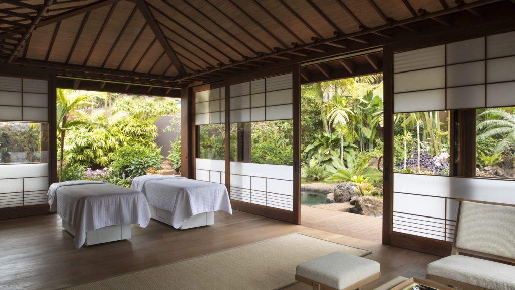 Four Seasons Hawaii Lanai Spa