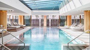 Four Seasons Madrid Pool