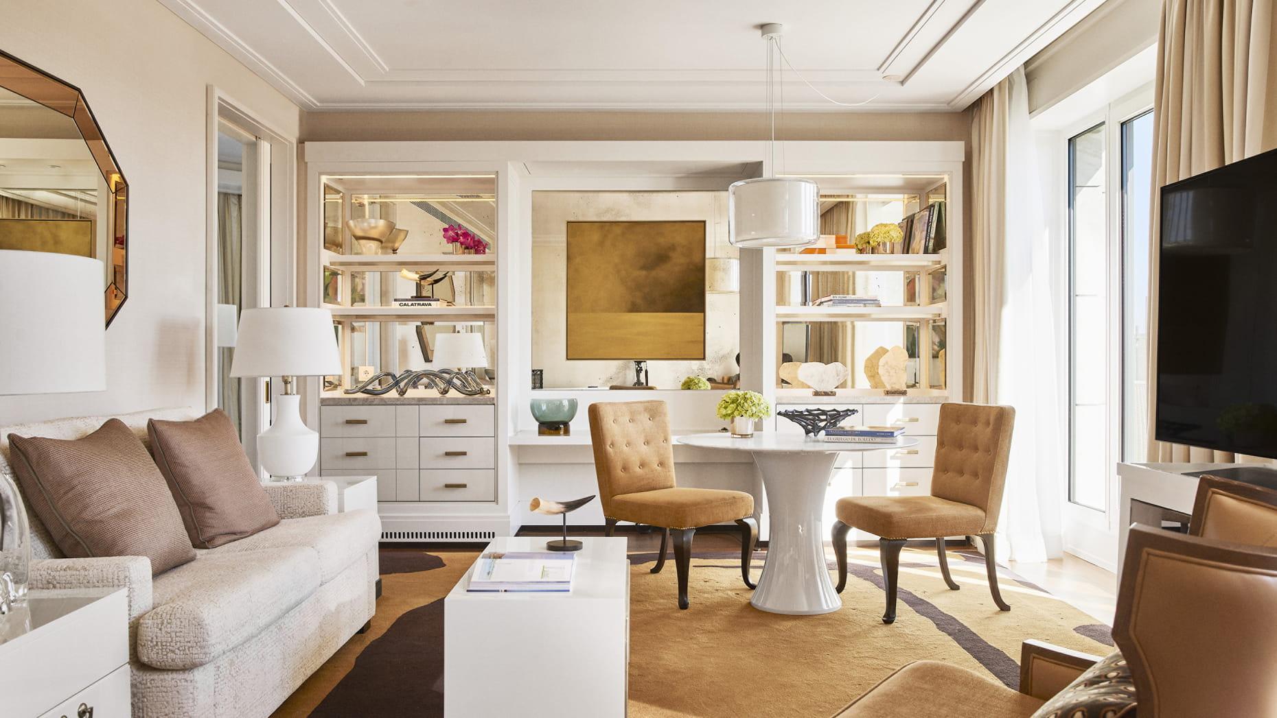Four Seasons Madrid Suite