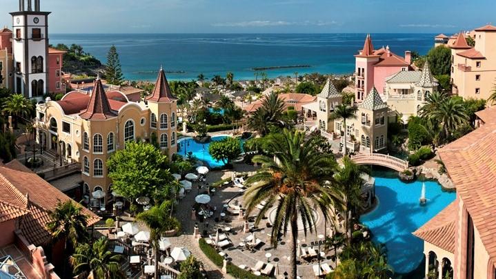 Gran Hotel Bahía Del Duque Resort Teneriffa Pool
