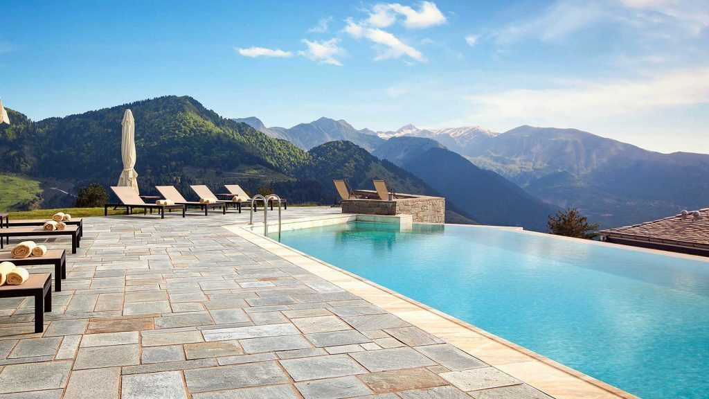 Grand Forest Metsovo Pool 1024x576