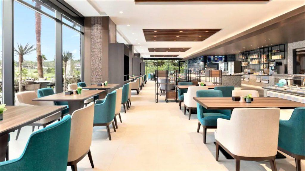 Hyatt Regency Tokyo Bay Restaurant