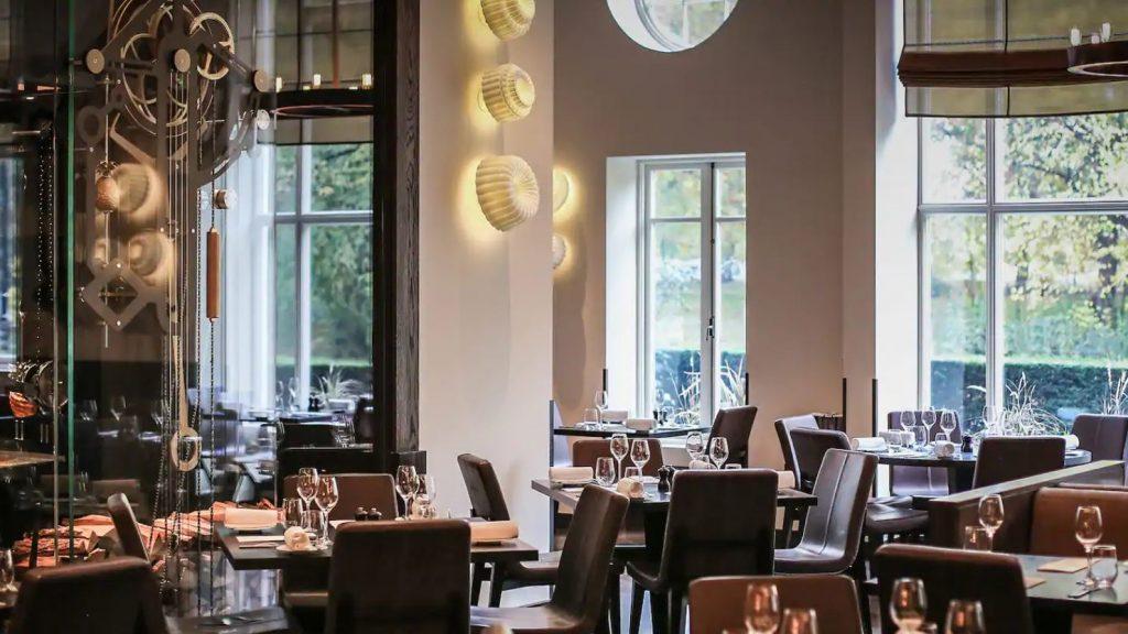 MO London Restaurant