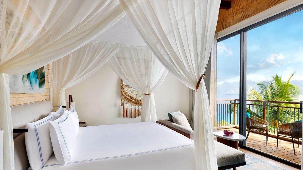 Mango House Seychellen Zimmer