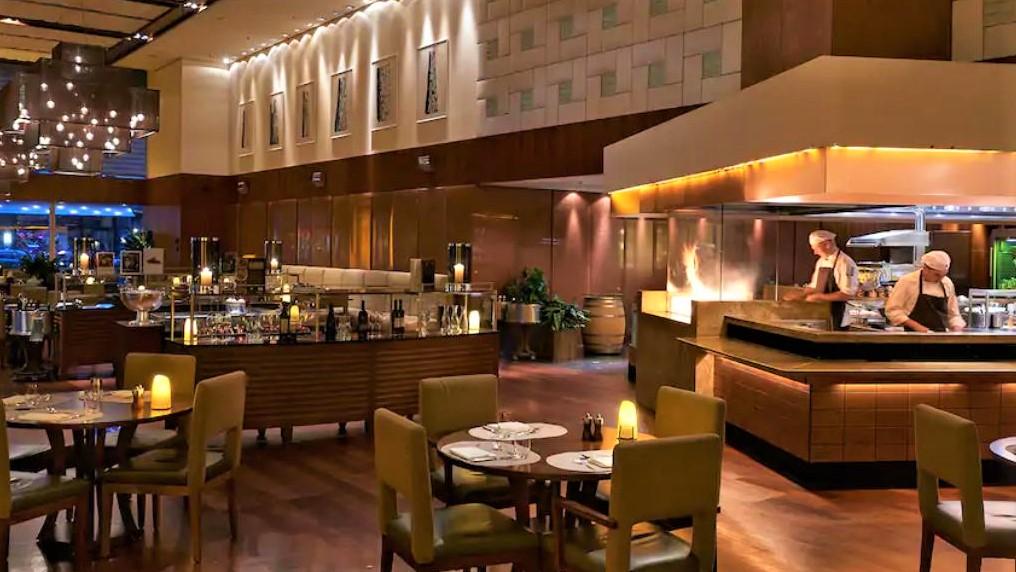 Park Hyatt Zürich Restaurant