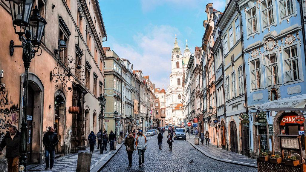 Prag Altstadt 1