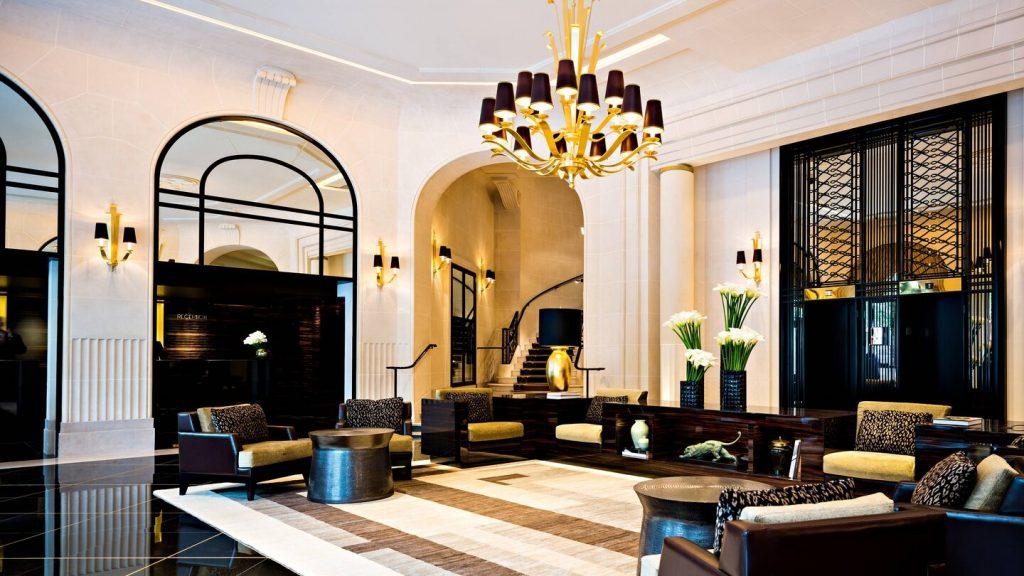 Prince De Galles Paris Lobby 2