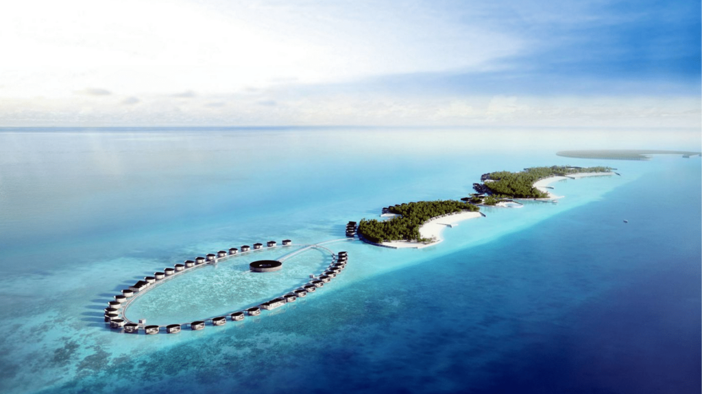 Ritz Carlton Malediven Feri Inseln