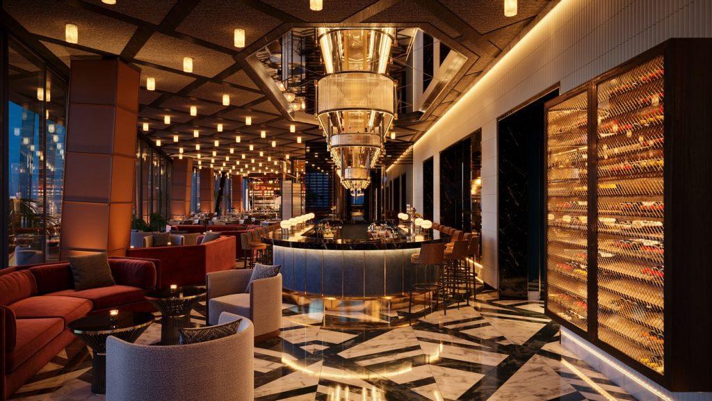 Ritz Carlton Mexico City Bar 2