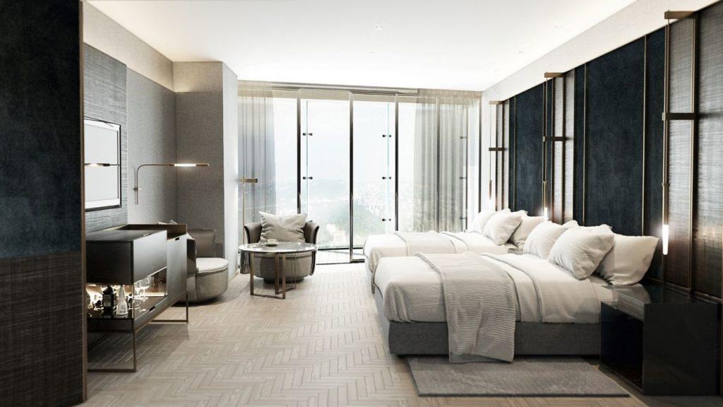 Ritz Carlton Mexiko City Room 2