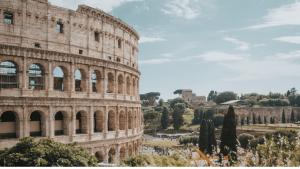 Rom Italien Kolosseum