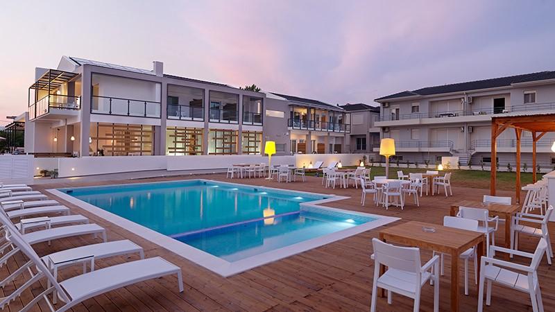 Sesa Boutique Hotel Preveza Pool