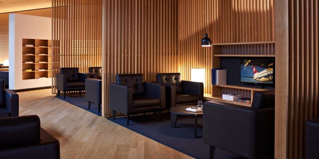 Swiss First Class Lounge1
