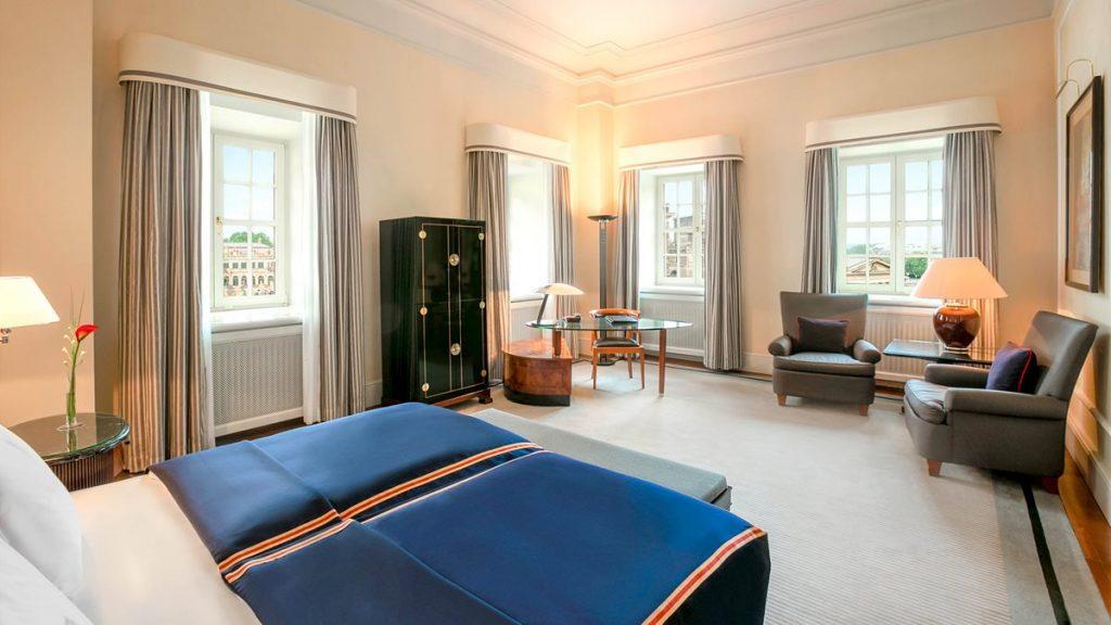 Taschenbergpalais Kempinski Dresden Zimmer