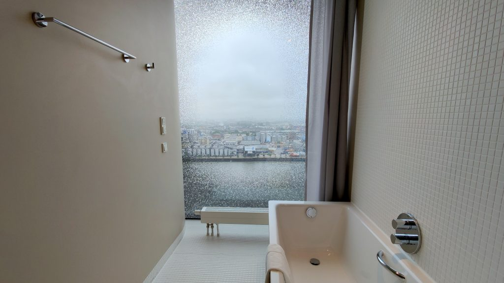 The Westin Hamburg Premium Zimmer Bad 1024x575