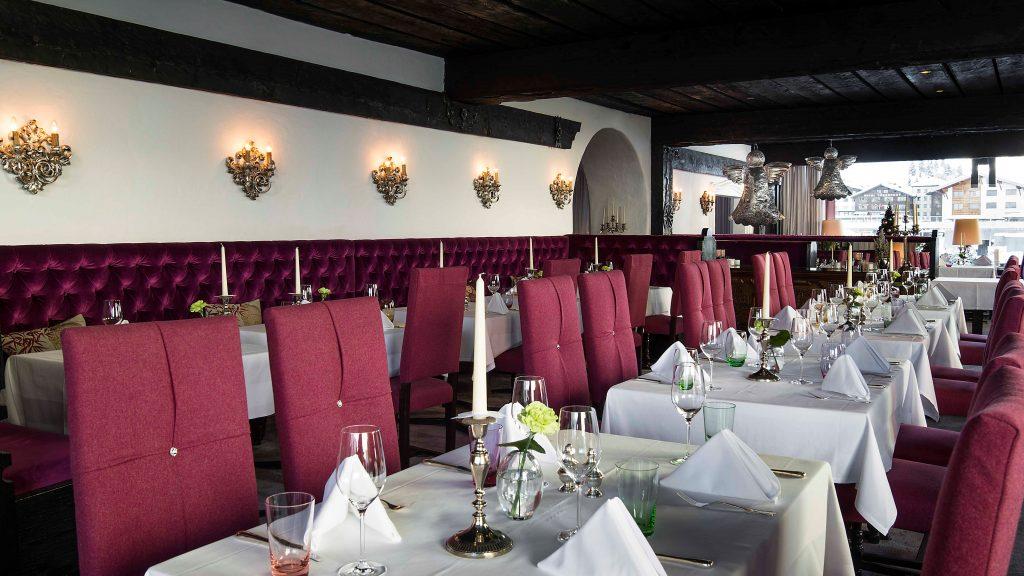 Thurners Alpenhof Restaurant 2