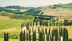 Toskana Landscape