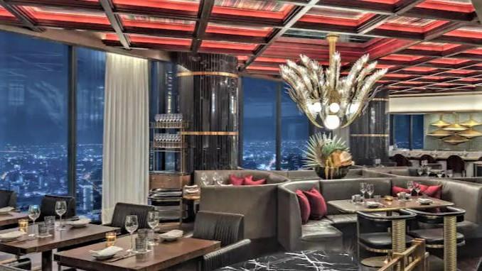 Waldorf Astoria Bangkok Restaurant