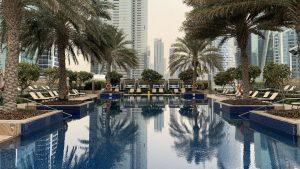 Jw Marriott Dubai Marquis Pool 2 1