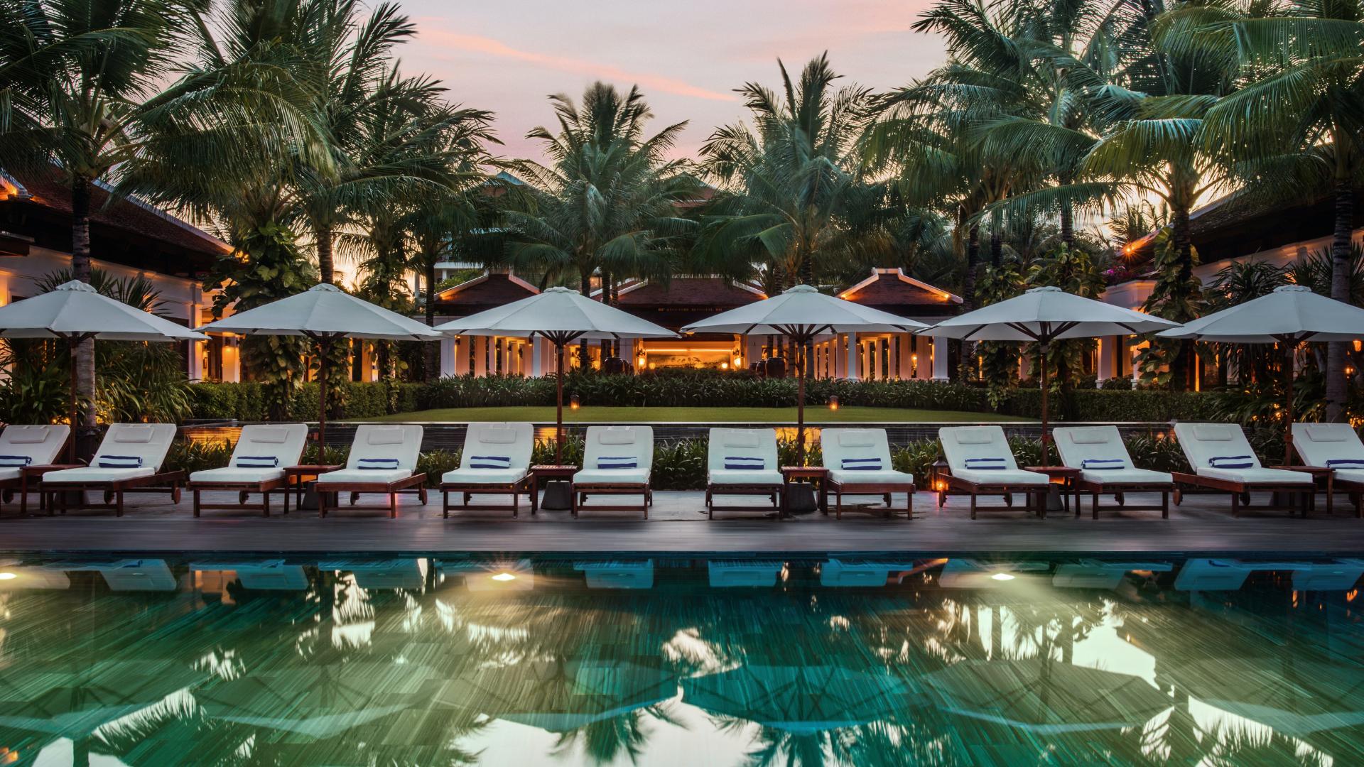 Pool Luxushotel