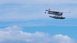 Wasserflugzeug New York City Boston