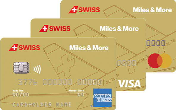 SWISS Miles & More Gold