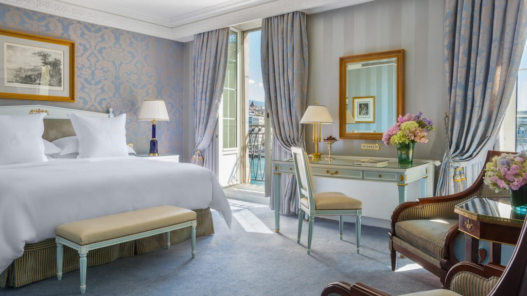 Four Seasons Genf Deluxe Room