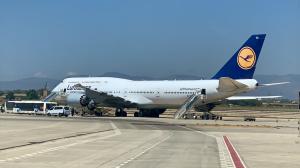 Lufthansa 747 8 Business Class Boeing 747
