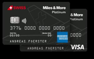 SWISS Miles & More Platinum