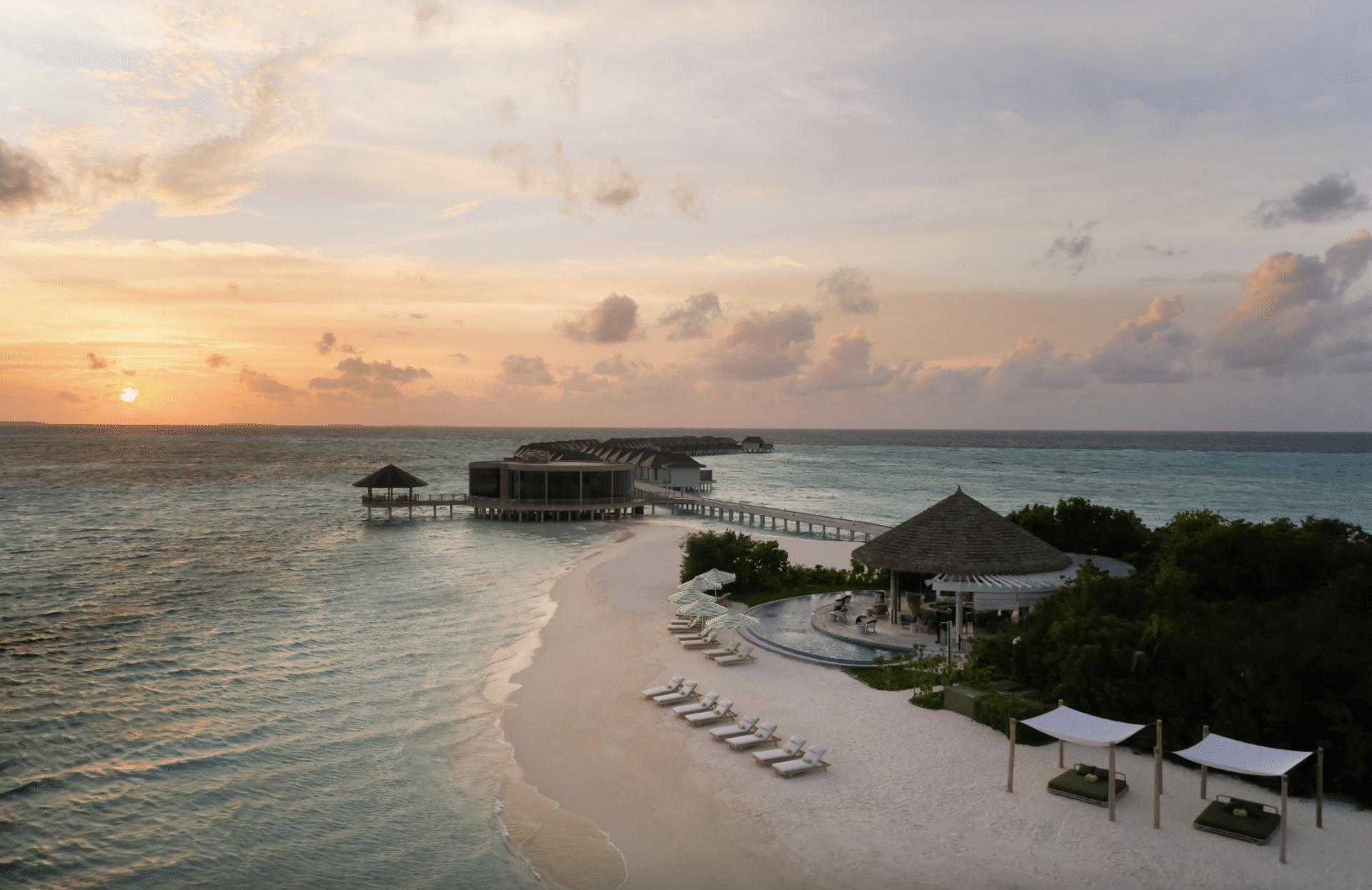 Le Meridien Malediven, Marriott