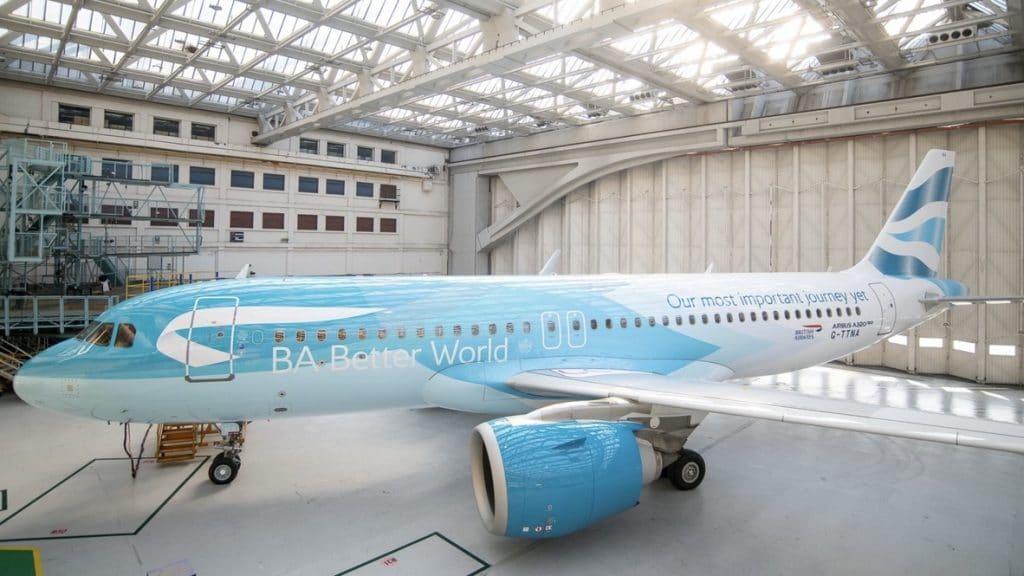 British Airways BA Better World
