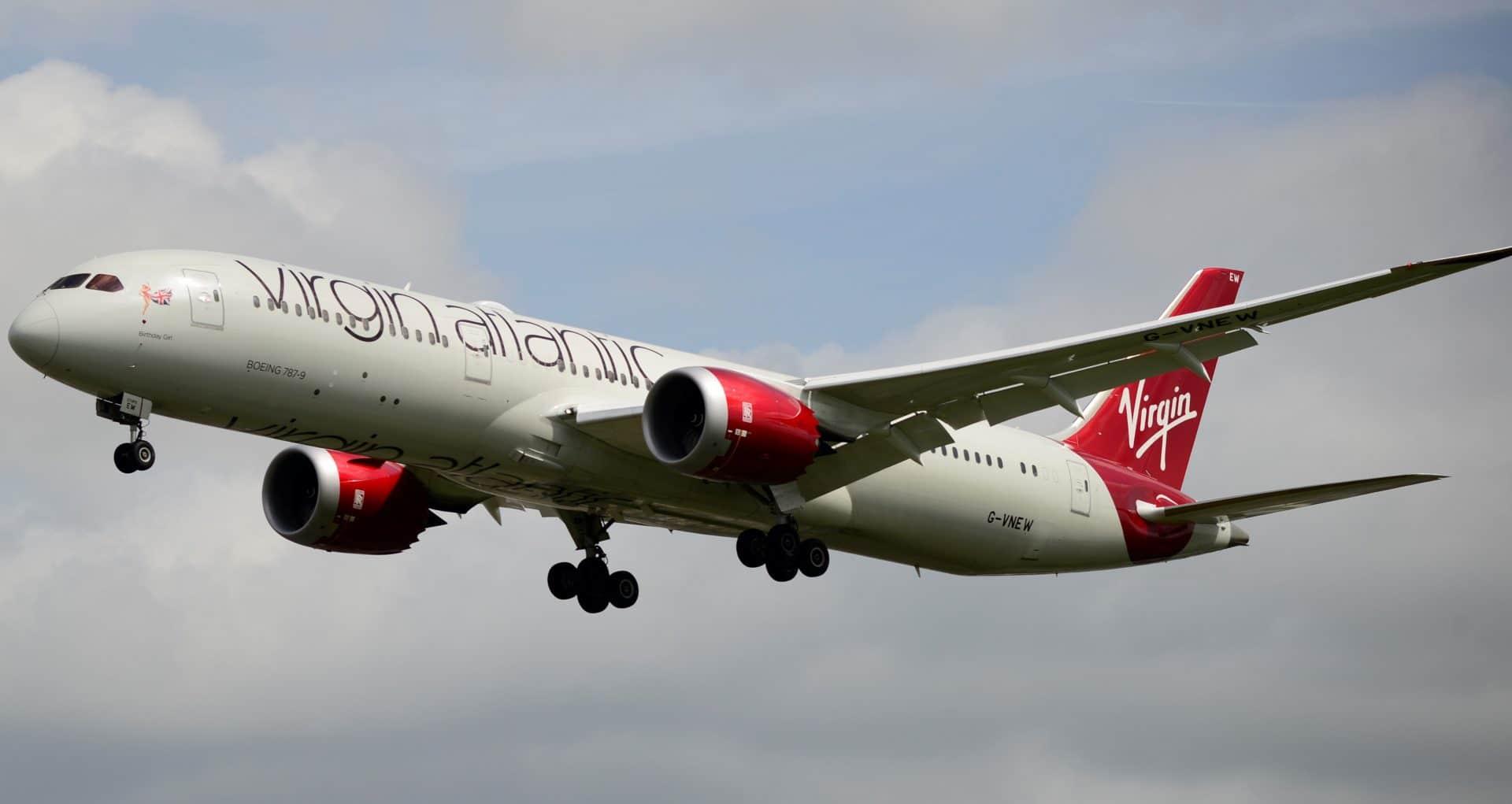 Virgin Atlantic G VNEW Boeing 787 Dreamliner 16901493414