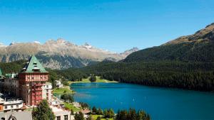 Badrutts Palace Hotel St Moritz