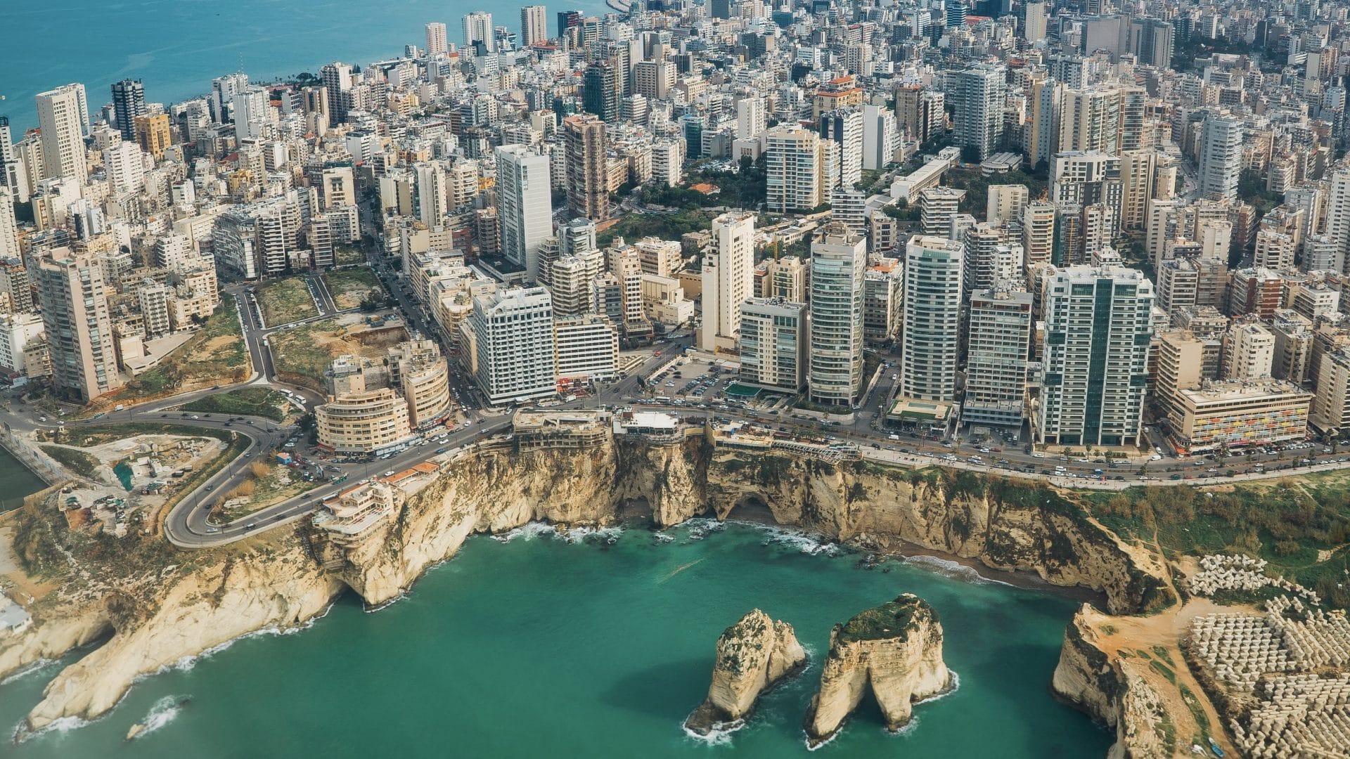 Beirut Neue Swiss Verbindung