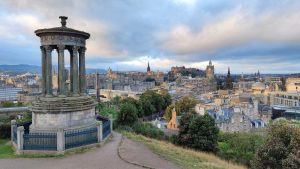 Callton Hill Edinburgh