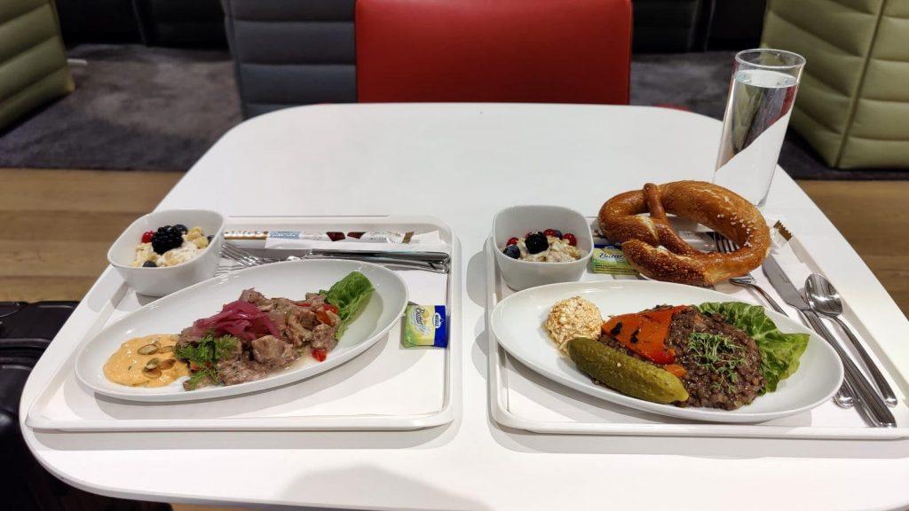 Europa Lounge München Essen