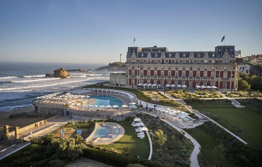 Hotel Du Palais Biarritz 05