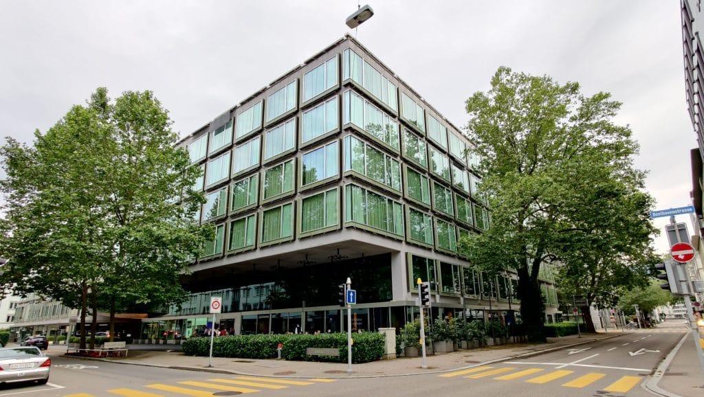 Park Hyatt Zurich Gebauede 1024x578