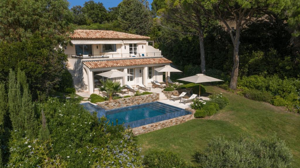 Villa Reserve Ramatuelle