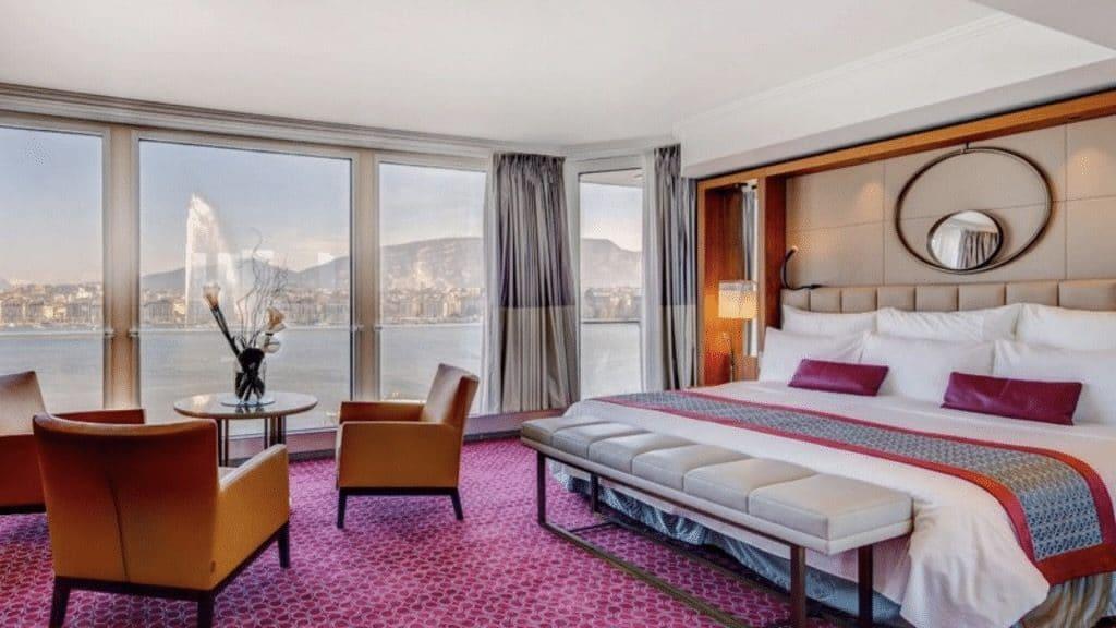 Fairmont Grand Hotel Genf