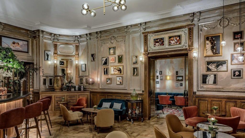 Ritz-Carlton Hotel de la Paix Genf